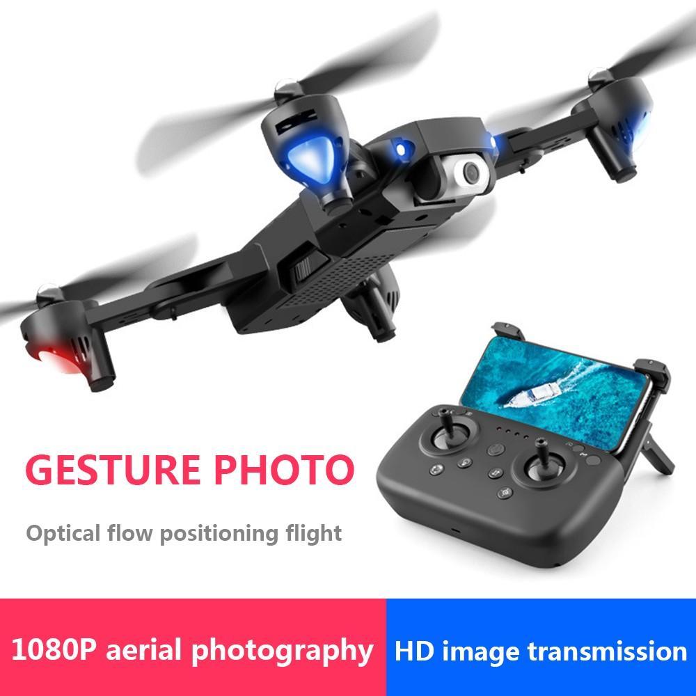 Dron A908 HD كاميرا 1080P الهوائي المهنية RC بدون طيار WIFI FPV كوادكوبتر الذكية متابعة الرحلة 20 دقيقة طويلة ذبابة RC هليكوبتر