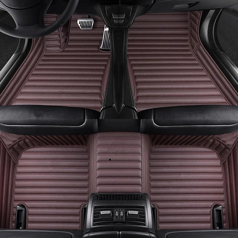 Mateau de sol de voiture universel pour Volvo Tous les modèles S60 S80 C30 S40 V40 V60 XC-Classi V90 XC70 XC60 XC90 S90 5.0