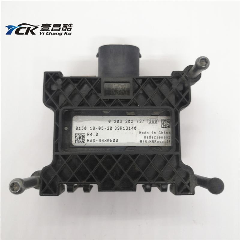 Outros Sistema de Iluminação YCK Original Usado 39R13140 Adaptive Cruise Radar Sensor Módulo de Controle 0 203 302 737 3630500 para BYD Acessórios para carros