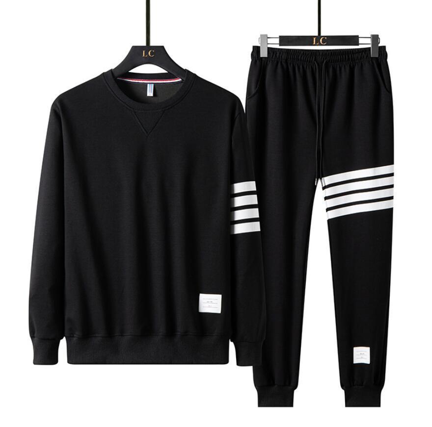 2021 di alta qualità Ultimi Mens Womens TrackSuits Tute Filo con collo Felpe Abiti Uomo Pista Sweat Suit Cappotti Man Designer Giacche Felpe con cappuccio Pantaloni Sweatsuit sportswear