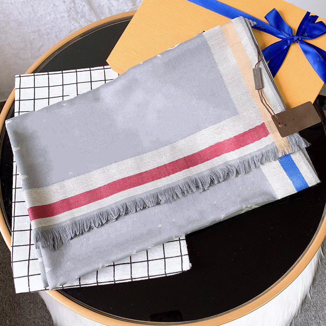 도매 브랜드 스카프 소프트 코튼 자카드 스카프 레저 고품질 패션 스카프에 적합한 모든 계절