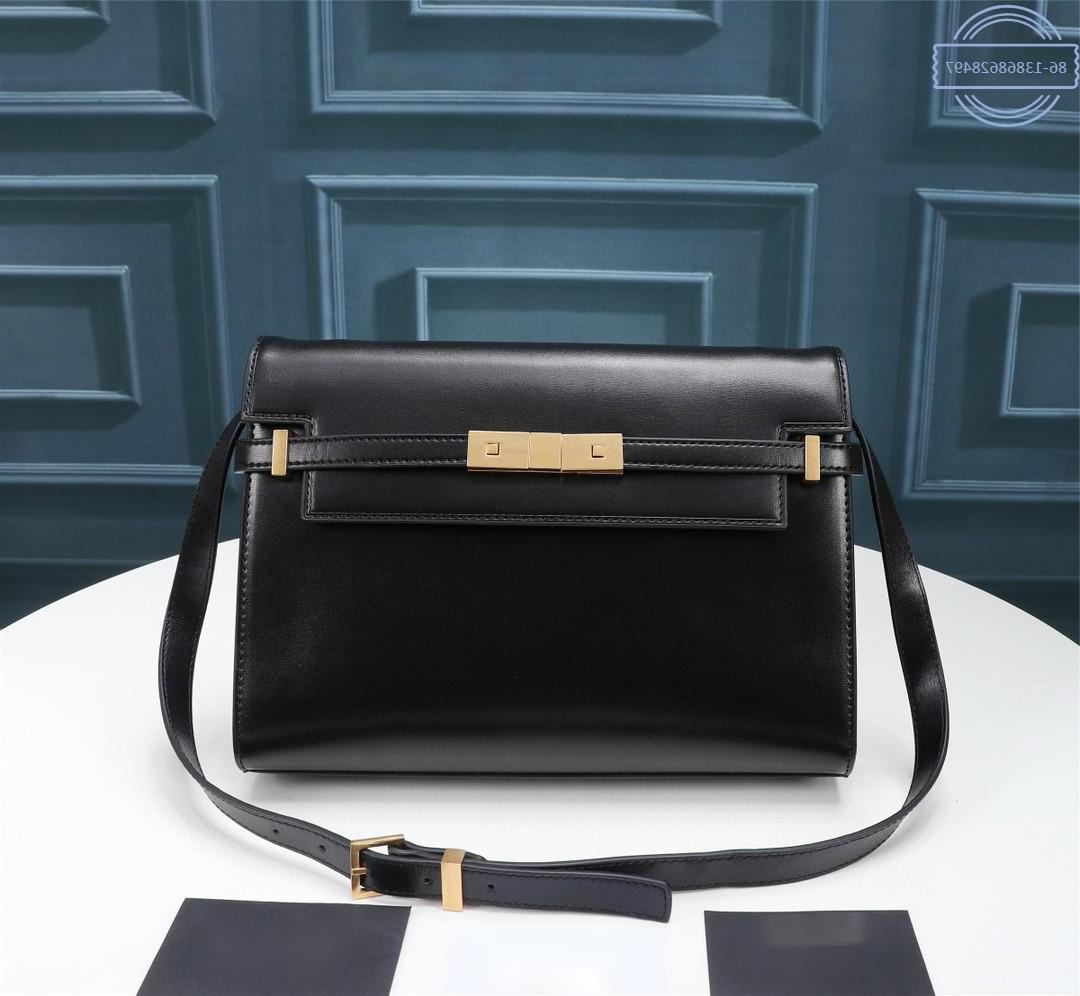 가방 Y 3A 품질 비즈니스 다재다능한 숙녀 디자인 가죽 조개 쉘 맨해튼 바게트 어깨