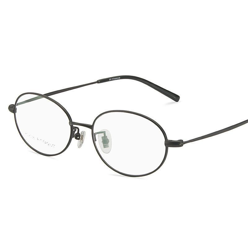 Cubojue Titanyum Okuma Gözlükleri Kadın Erkek +1.25 1.75 1.5 2.0 2.75 3.0 3.25 3.5 Ultralight Okuma Gözlükler Oval Gözlük Güneş Gözlüğü