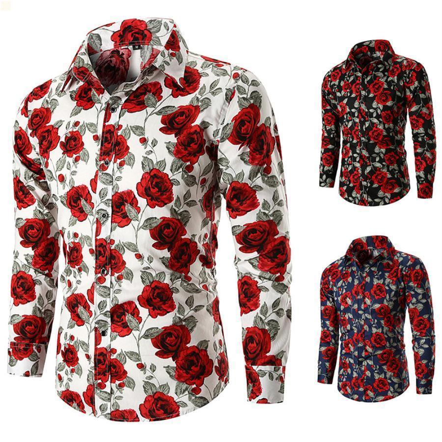 Luxurys vintage roupas moda tshirt homme homens cardigan mangas compridas camisas de hombre simplicidade vestido 2021 homens roupas colared botão para cima verão 7n295