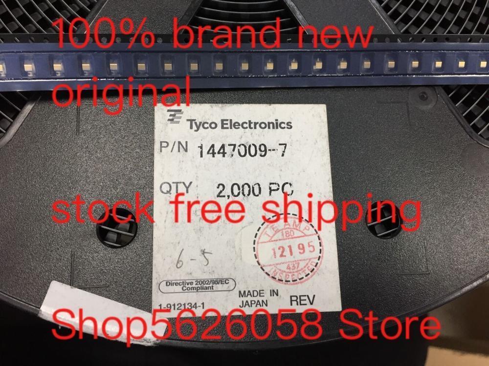 Smart Power Plugs 1447009-7 100% originale 10pcs-100pcs / lot