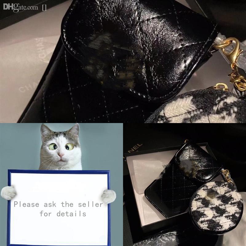 ABDEF Yüksek Kalite Küçük Mektubu Değişim Bayan Crossbody Çanta Çanta Cüzdan Çanta Tasarımcısı Çanta VIP Hakiki Askı Tasarımcı Havyar Çanta