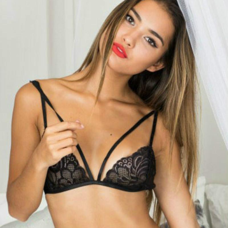 Kadınlar Dantel Korse Sexy Lingerie Bandaj Örgü Sutyen Koşum Erotik İç Giyim Bayanlar Büstiyer Korse Üst Bluz Sexi Bras
