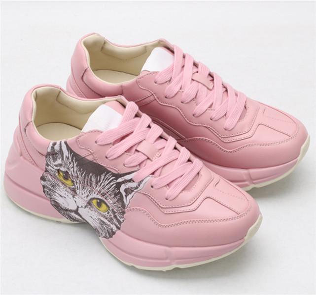 40٪ أحذية حذاء رياضة عارضة فردي 2021 العصرية تصميم رائع مظهر جذاب شعور دائما بالرضا جودة سوبر مع المربع الأصلي