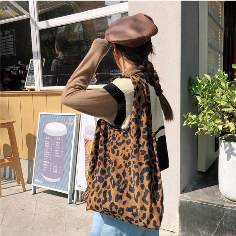 Designer Casual Brand Femme Motif Modèle Top-Poignée Handbags Lady Cow Coreduc sacs Sacs Messenger à l'épaule à la mode Femmes 2021