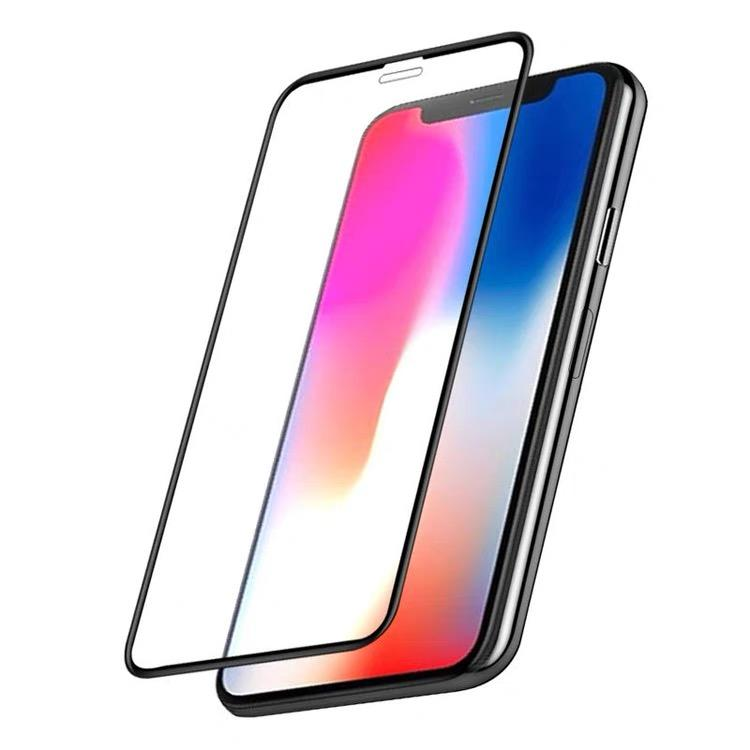 9D Tempered Glass for IPhone 11/11Pro/11 ProMax X/Xs XR XSMax Anti-Scrath Front Screen Protector Full-screen Protective Steel Film-1