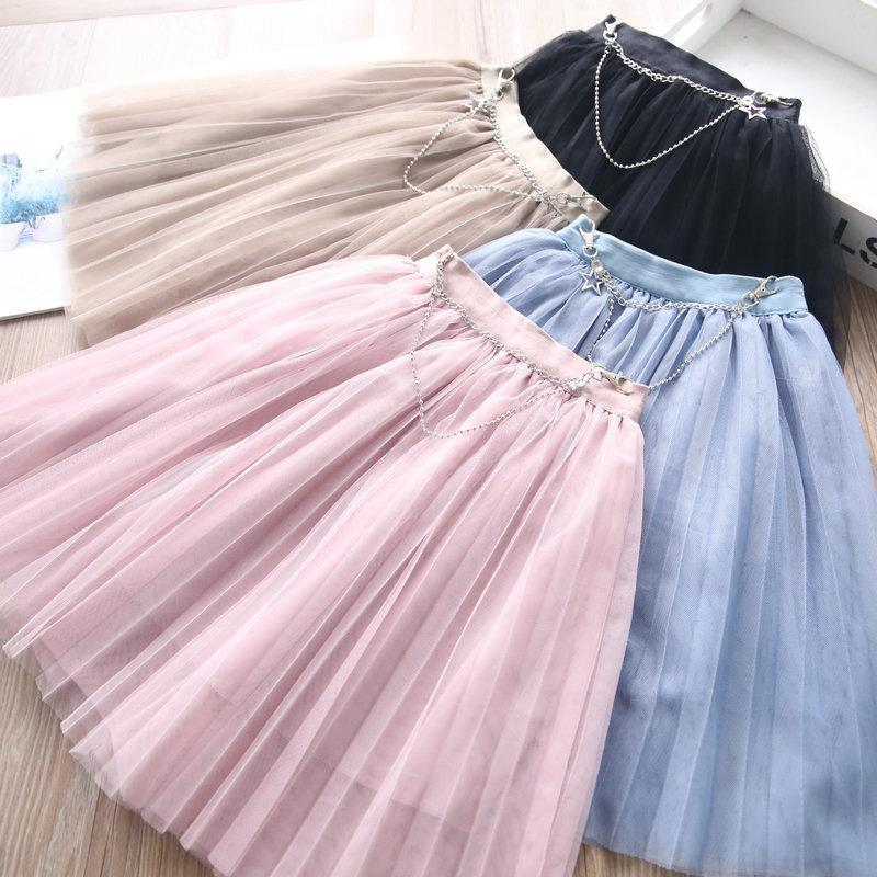 Skorts Baby Baby, Kids & Maternity Drop Delivery 2021 Skirts Girls Tiered Children Clothes Clothing Spring Summer Lace Princess Long Tutu 2-6