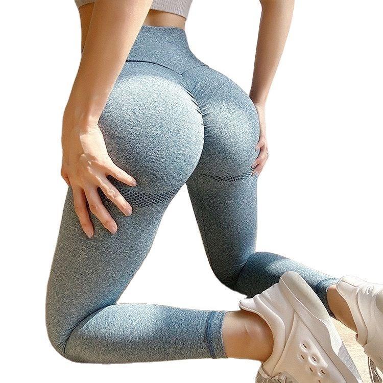 Pantaloni da yoga personalizzati Abbigliamento da donna ad alta vita