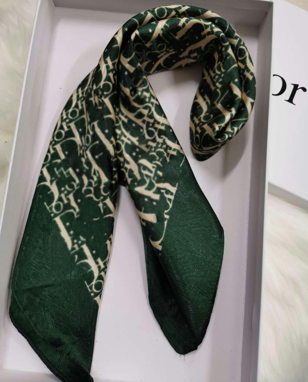 وشاح الكلاسيكي المطبوعة الأبجدية وشاح الفاخرة الحرير حك الأوشحة السيدات