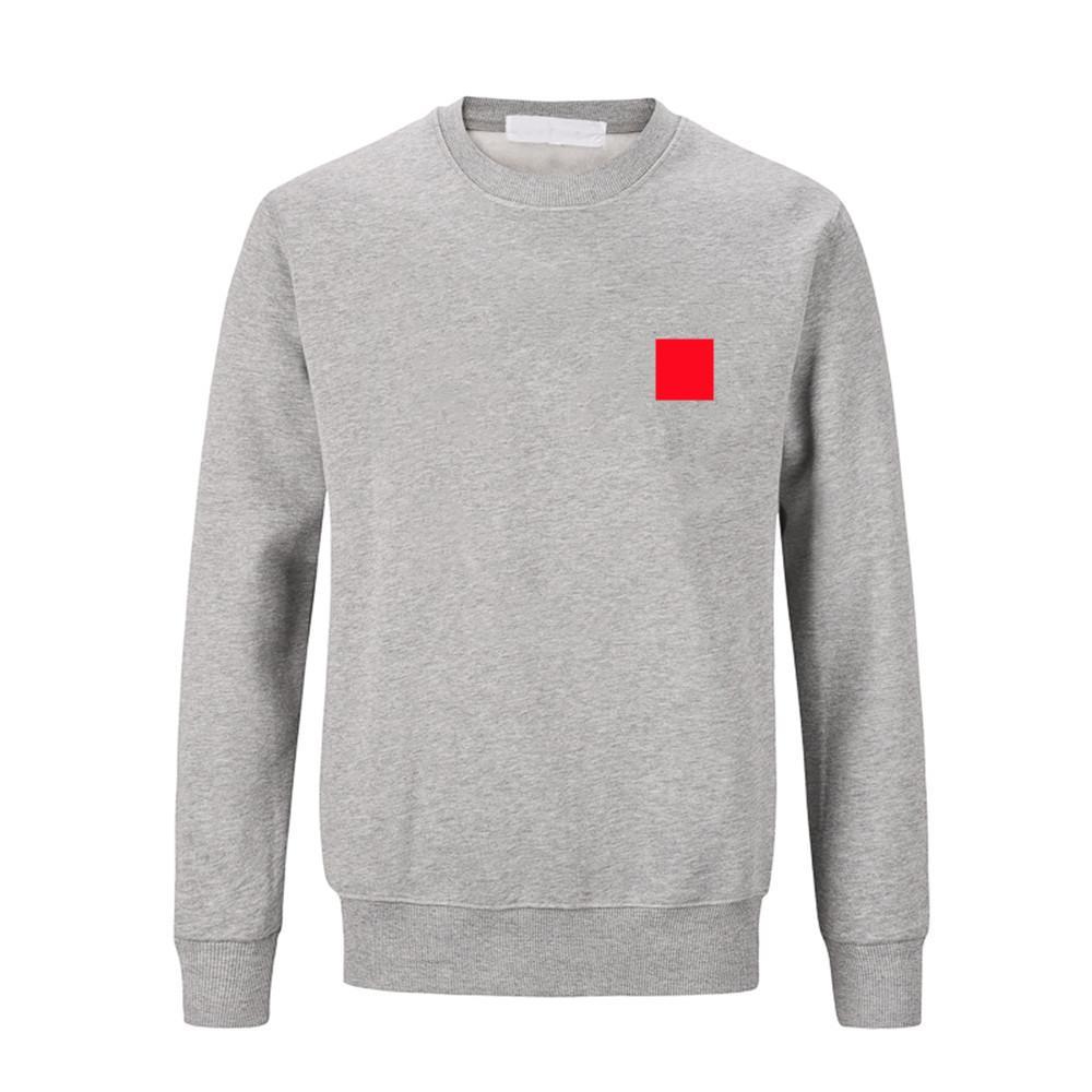 Herren Hoodies Sweatshirts Hohe Qualität Jumper Herren Kleidung Brief Stickerei Langarm Pullover Mann Frauen Rot Herz Casual Sportswear Crewneck Hoody Plus