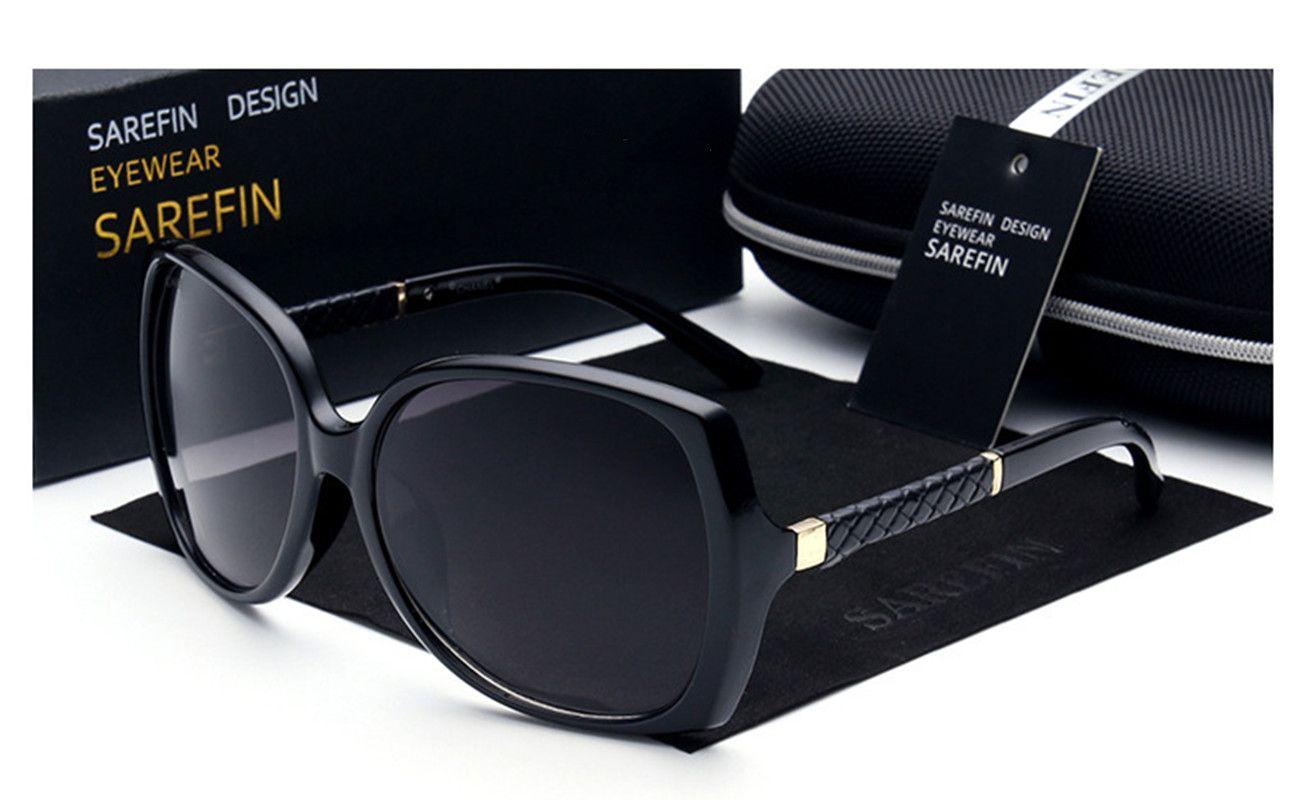 고품질의 새로운 패션 빈티지 선글라스 여성 브랜드 디자이너 여자 선글라스 신사 숙녀 사례 및 상자
