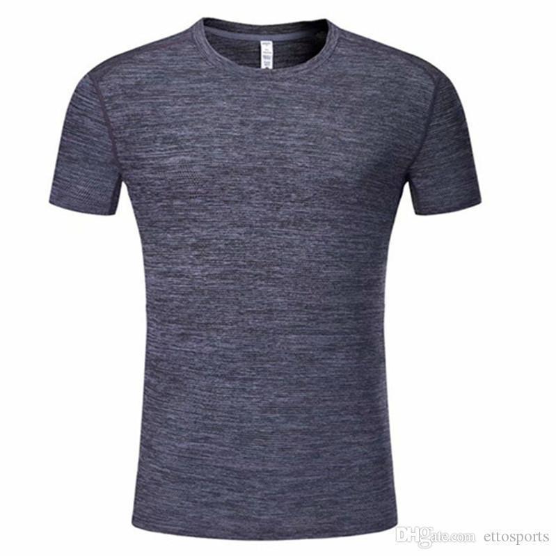 Neue 3D Männer Tennis-Polyester-T-Shirts, schnelles Trockengymnastik Fitness-Training Jersey, Tennis-Tops T-Shirts-Kleidung, männliche Badminton Uniformen-16