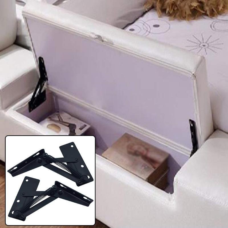 Cadeira Cobre Sofá-cama Dobradiça 2 Pcs Redação Ajustável Funiture Hardware