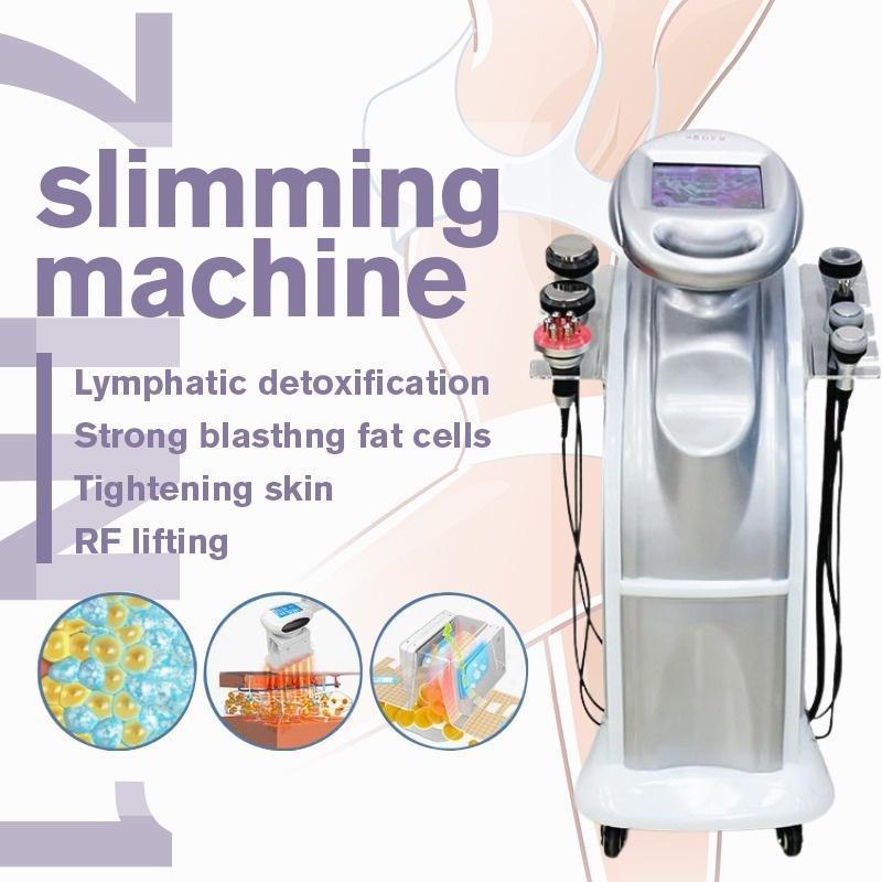 2021 80K cavitation shape slimming RF Ultrasonic Lipo Vacuum weight loss Body sculpt Beauty Machine