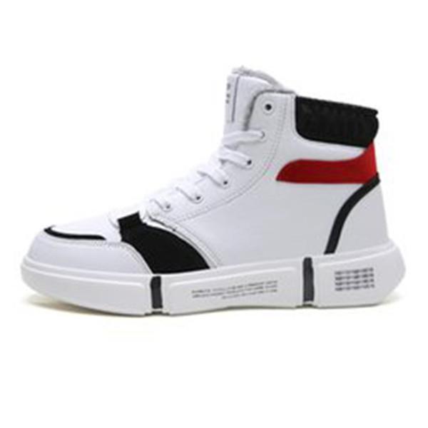 2021 Yeni Varış Çizmeler Dantel Basit Tasarımcı Type8 Yumuşak Siyah Beyaz Gri Sıcak Adam Erkek Erkek Sneakers Kadın Boot Eğitmenler Açık Yürüyüş Ayakkabıları