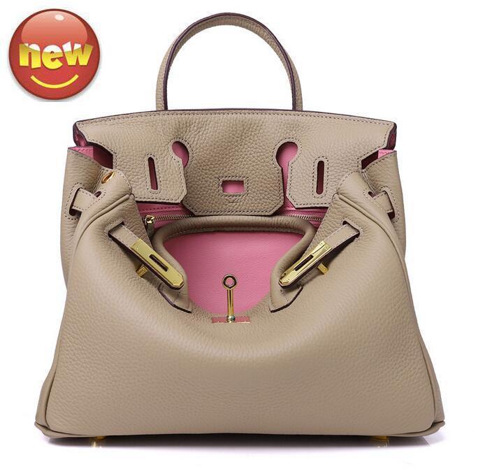 Evening Bags Women's Bag 2021 Messenger Shoulder Genuine Leather For Crossbody Lady Handbags Famous Brands Lock Designer Luxury