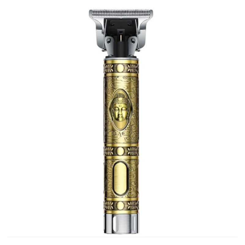 Clipper elettrico per clipper per capelli ricaricabile per capelli calvo per capelli cordless 0mm per barbiere da barbiere
