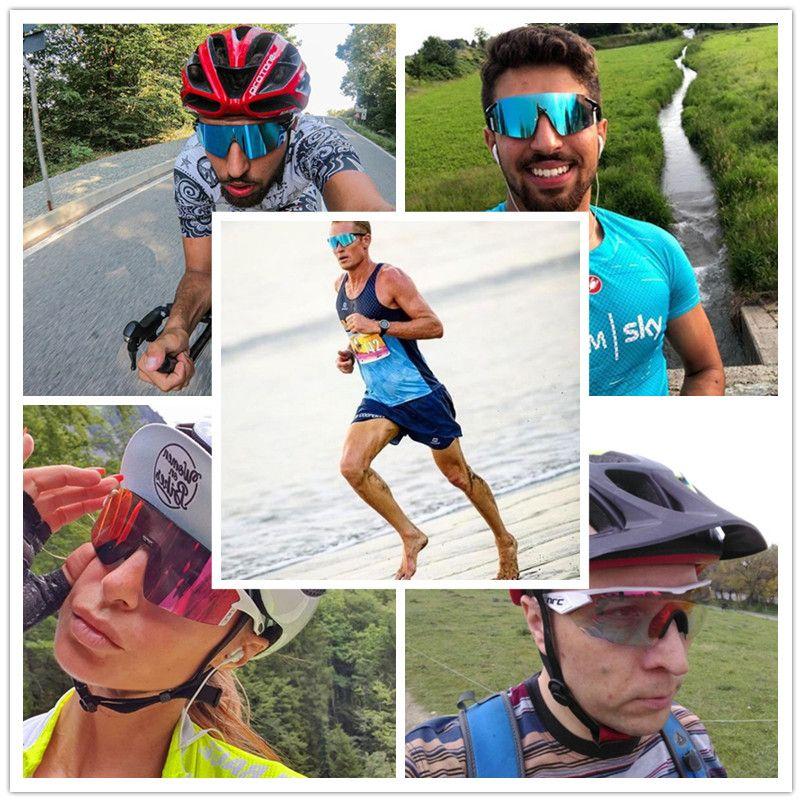 NRC PhotoChromic 사이클링 아이 워아 자전거 안경 남성 여성 MTB 자전거 타고 낚시 고글 색상 변경 Sunglasse