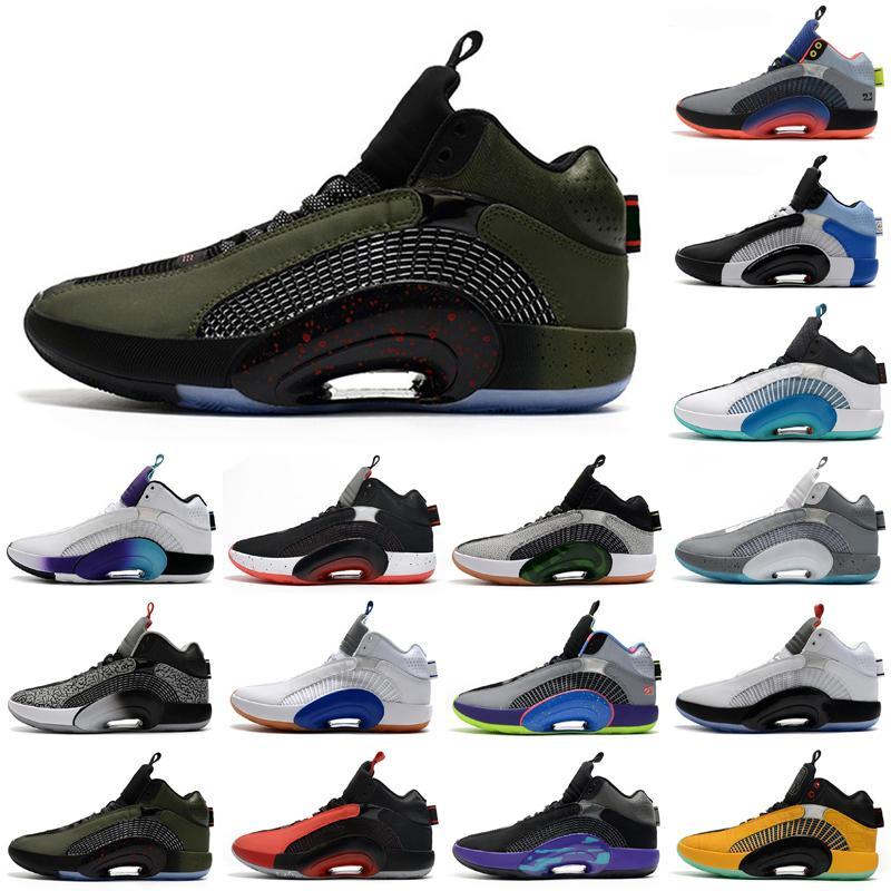 35s Erkekler Açık Ayakkabı 35 Ağırlık Merkezi Bayou Erkek DNA Morpho Kardeşhood Erkek Eğitmenler Spor Sneakers