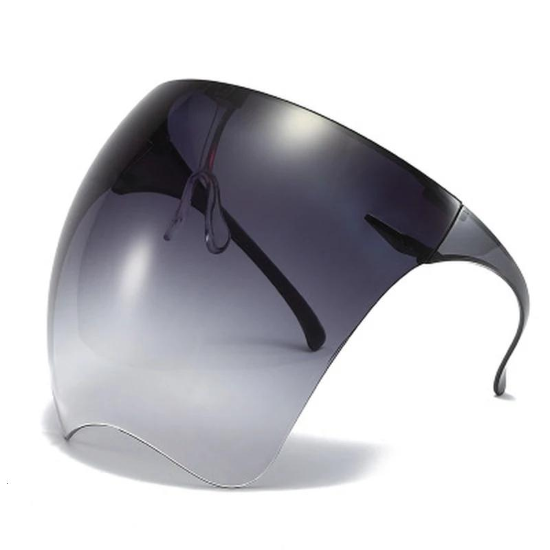 Sunglasses Goggle Faceshield Protective Glasses Women Men Safety Waterproof Anti-Spray Mask Riding