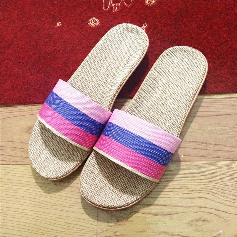 Pantofole Sweat Donne Fashion Flat Slides Flip Flops Womens Sandali senza scatola ABCR
