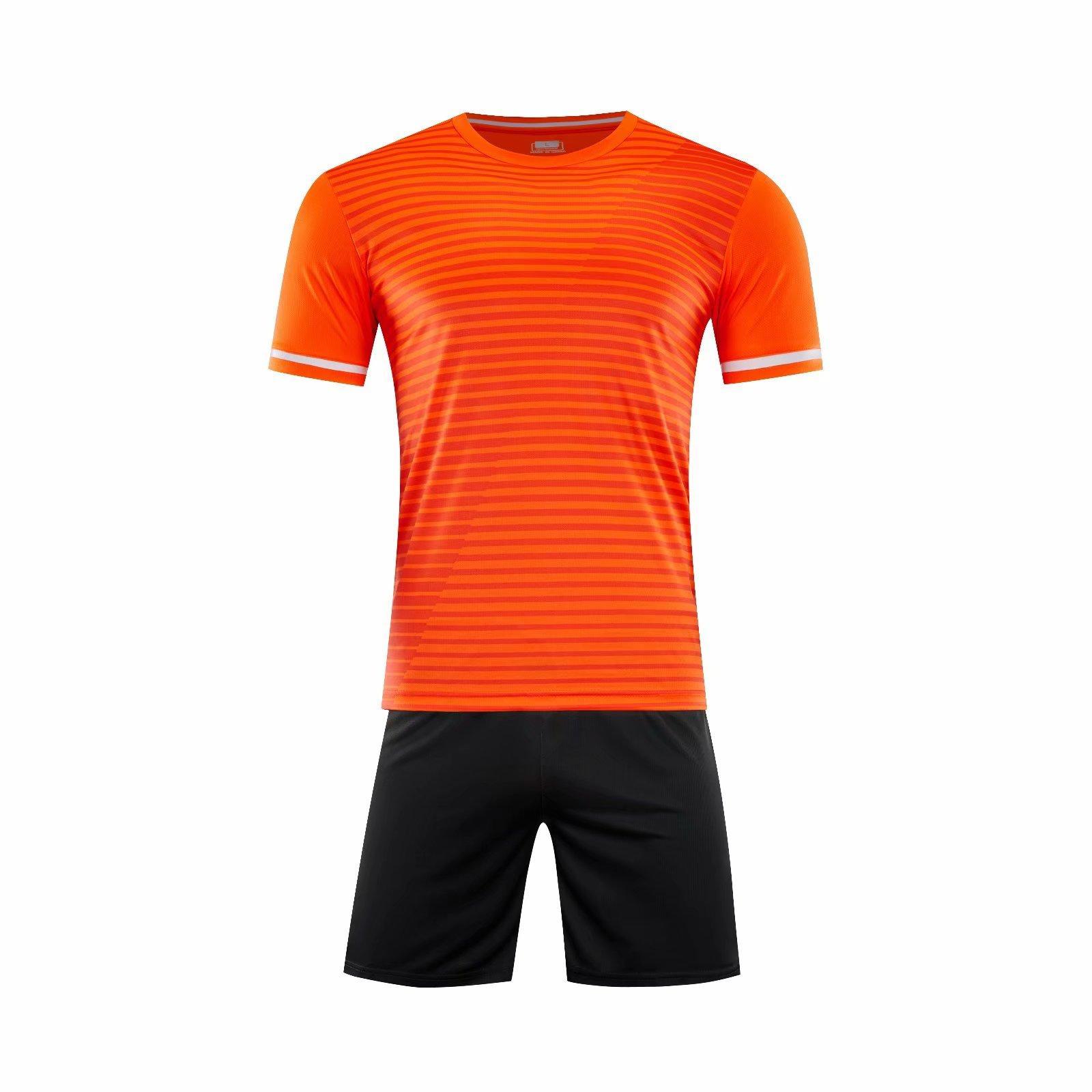 A15 uniforme do futebol dos homens do futebol Jersey que imprimem a pista e o campo esportes camisa de mangas curtas