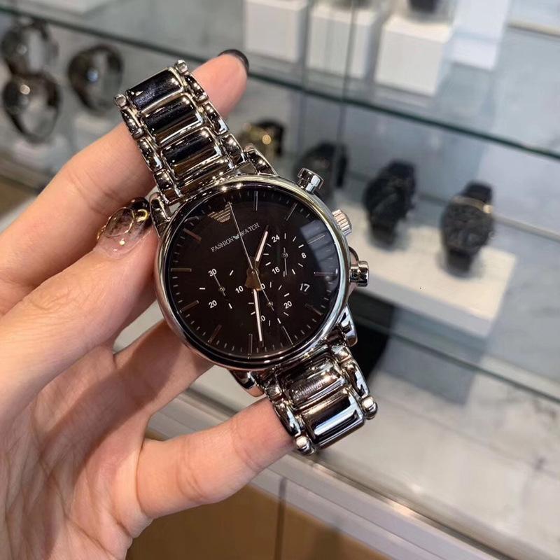 Montre-Bracelet Swiss High End Mechanical Tendance de montre à quartz étanche à quartz étanche