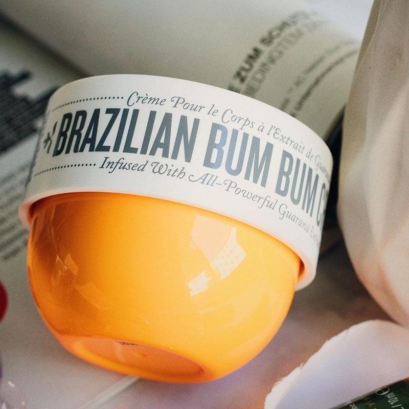SOL DE JANEIRO BRAZILIAN BUM cream Perfume body Lotion 240ml FirmNutritiousMoisturizer