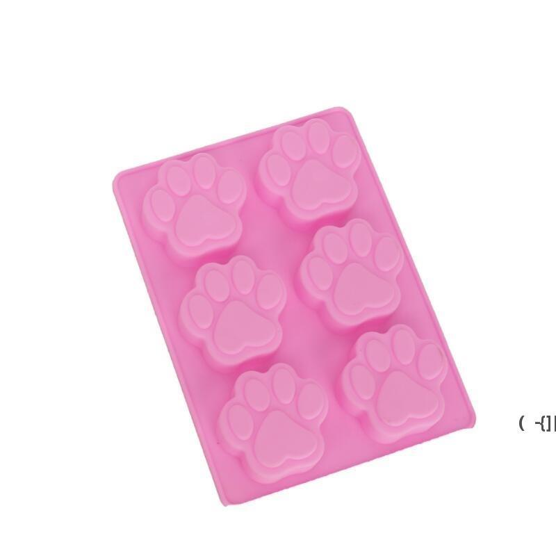 실리콘 케이크 도구 금형 비누 금형 베이킹 고양이 곰팡이 주형 부엌 도구 액세서리 BWB6653
