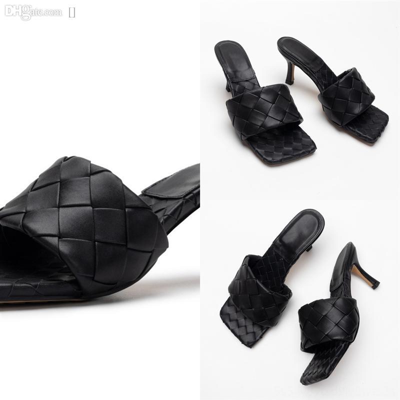 JQSJ2 Tasarımcı Sandalet Mens XIII Terlik Sandalet Yaz Düz Kalın Lüks Tasarımcı Lüks Ayakkabı Kadınlar Beach Terlik Çevirme Boyutu Flop EUR