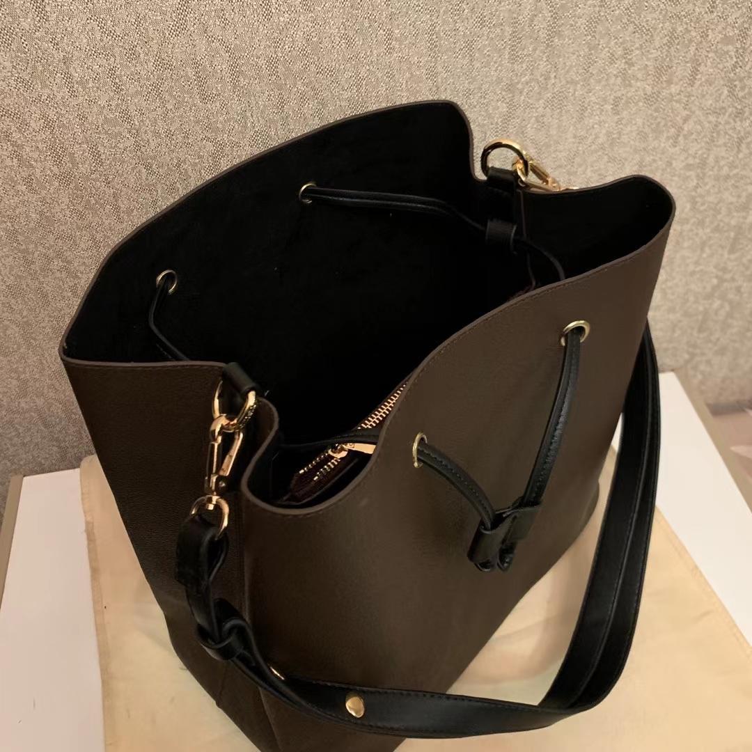 Top Quality Moda Bucket Bandbag Tote Saco De Ombro Mulheres Mochilas Handback Designers Drawstring