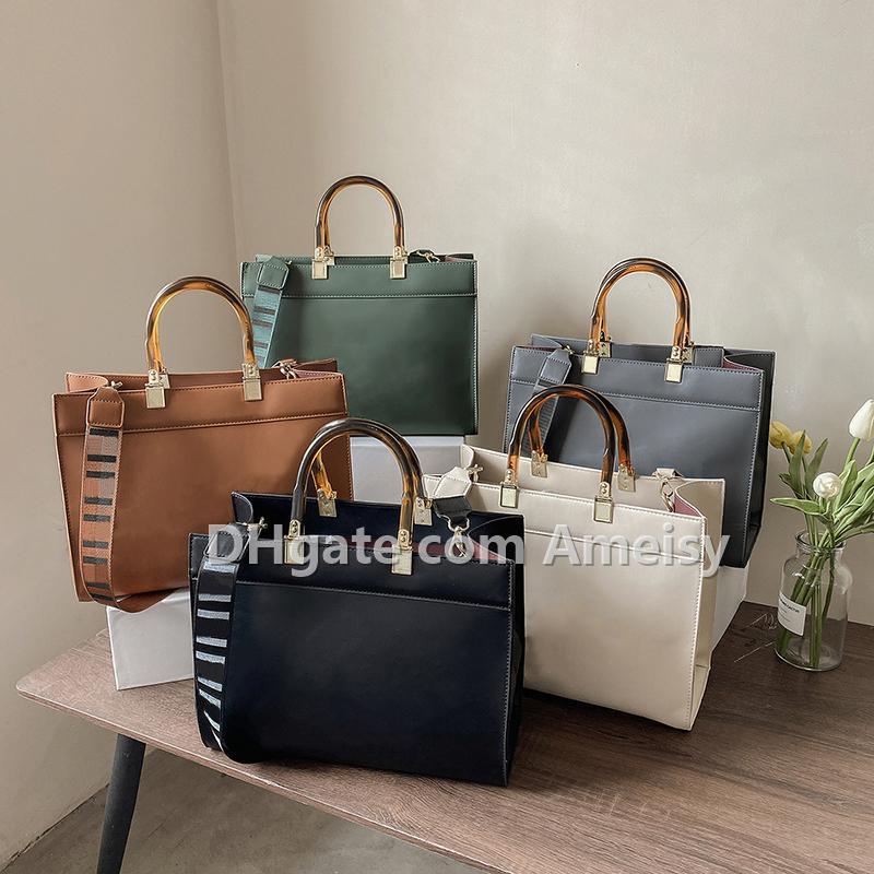 مصمم حقيبة يد للنساء حجم كبير حمل براءات الاختراع الجلود محفظة مع سلسلة السيدات الأزياء رفرف أعلى جودة محفظة أكياس الكتف crossbody في 5 ألوان