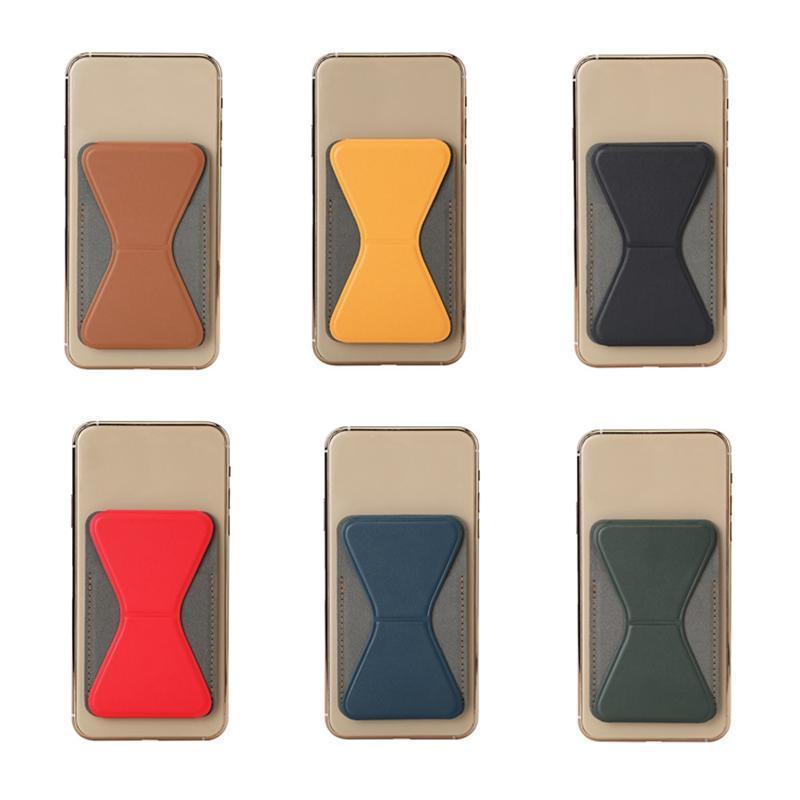 A etiqueta magnética universal do slot do cartão da cardápio universal para a carteira do carro da tela dobrável dobrável ultra-fina