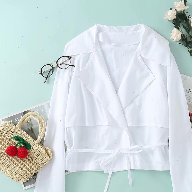 Zevity Womens Bluses Donne Moda Solido Colore Solido Casual Popelin Blouse Signore Chic Manica Lunga Lacci Shirts Femininas Tops LS6826