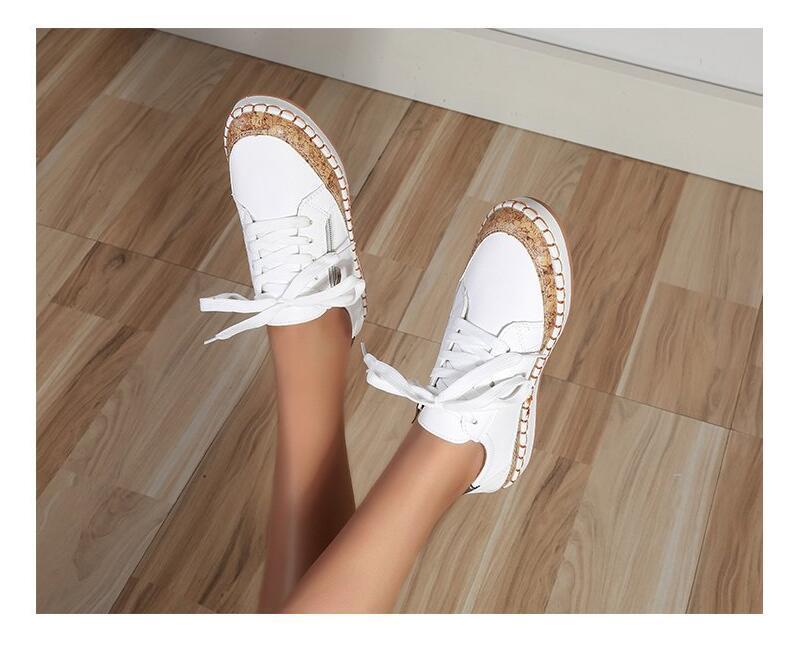 Kadınlar Öğrenci Yaz Kumaş Loafer'lar Ayakkabı Casual Düz Bahar Nefes Antiskid Sole Flats Büyük Boy Stokta Yumuşak Ayakkabı 35-43