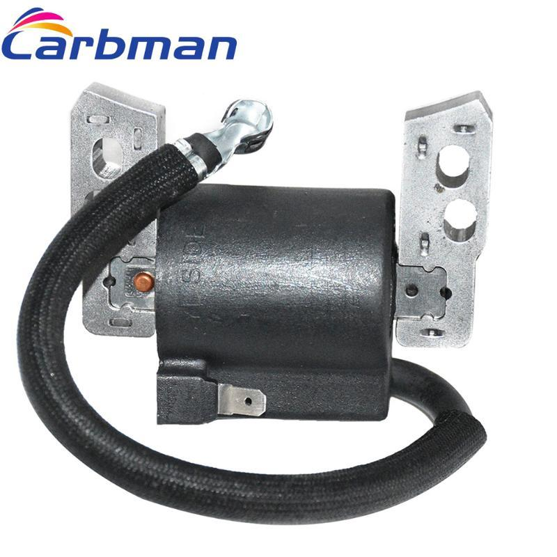 Robo Protection Carbman Bobina de encendido para Briggs Stratton 695711 802574 493237 796964 492416 alto rendimiento