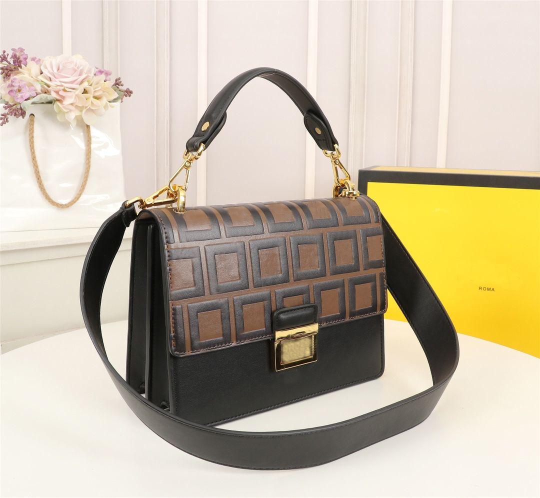 Toptan akşam çanta luxurys tasarımcılar çanta 2021 üst deri malzeme öldürmek mektup tarzı tasarım hediye çanta omuz