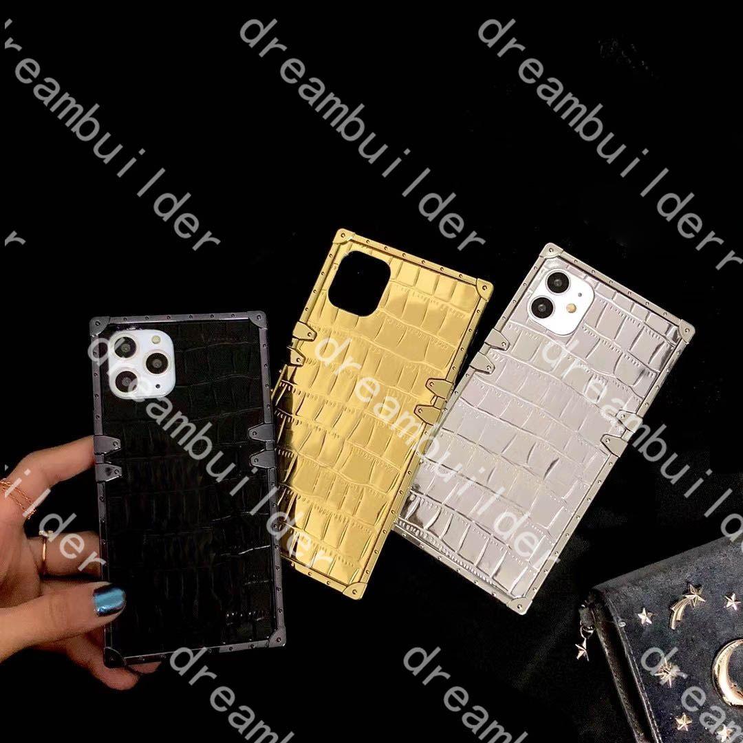 Y Casi del telefono della moda per iPhone 12 Pro Max 12mini 11 11Pro 11Promax X XS XR XSMAX 7P 8P 7 8 Plus Protection Case Designer Cover