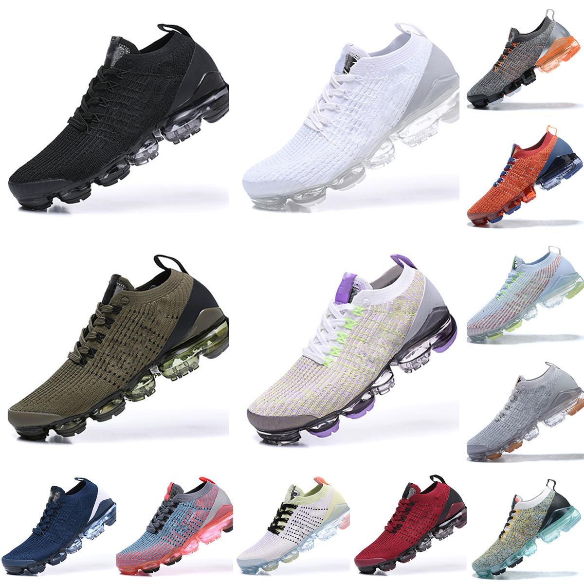 Tn plus volar 3.0 zapatillas de deporte tejido 2.0 hombres para hombres zapatos casuales triple negro blanco ser verdadero malla arco iris deportes zapato al aire libre EUR 36-45