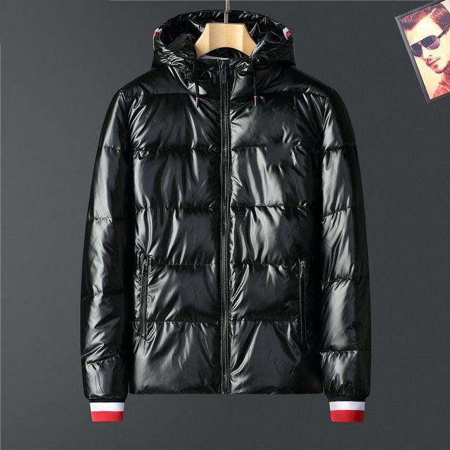 Designer Mens Monclair Down Jacket Duplo Zipper Mulheres Luxurys França Homens S Downs Coat Moda Marca Outerwear M-XXXL