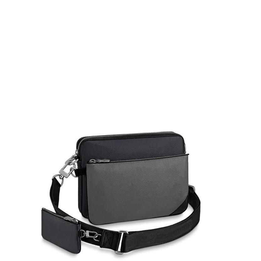 2021 Messenger Bag Männer Schulter Leder Kupplung Rucksack Brieftasche Handtasche 3 Stück Crossbody Taschen Geldbörsen 668801 Handtaschen Superior Lieferanten Alt Cobbler zum Verkauf