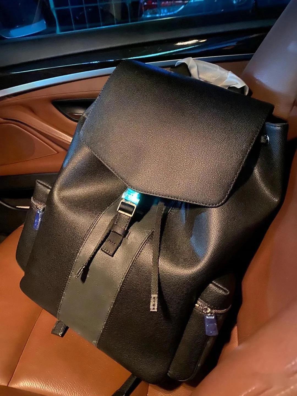 남자 배낭 대용량 패션 가방 학교 가방 고품질 트렌드 투자 스타일 비즈니스 일반 디자이너들 고급 숄더 가방