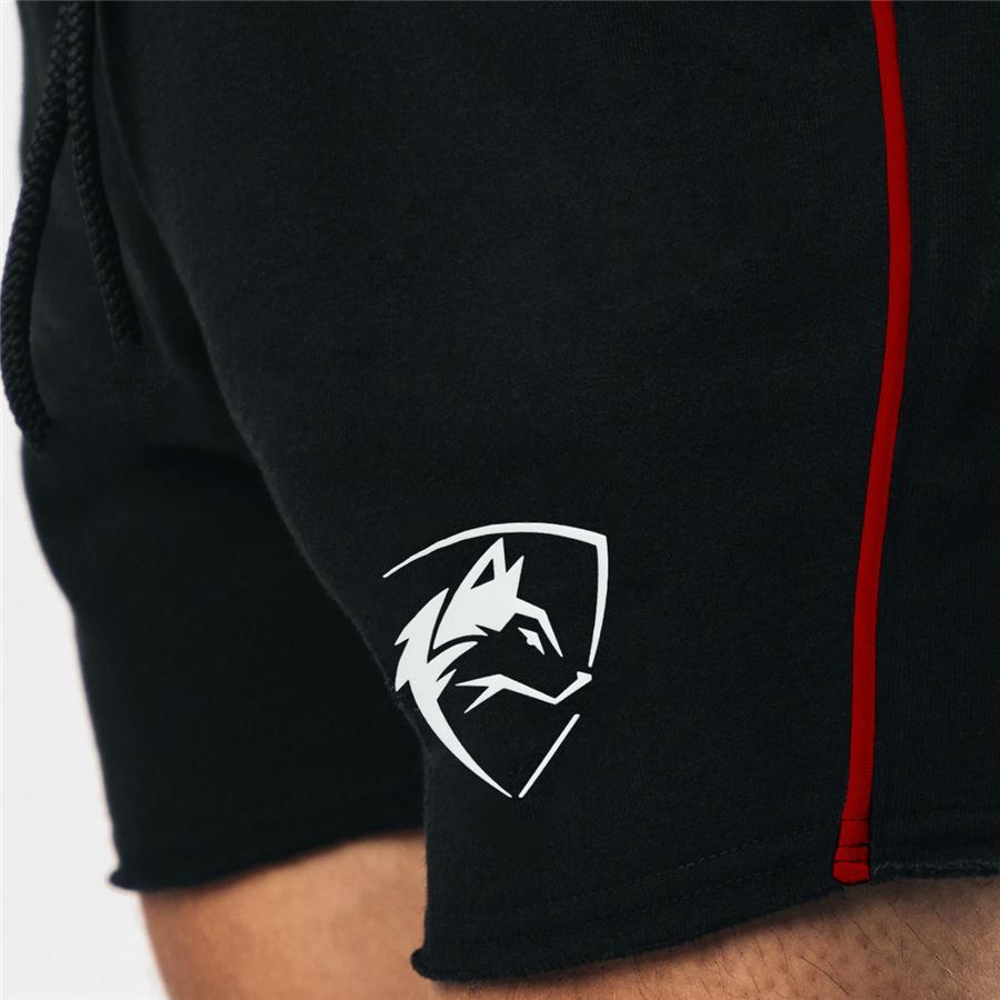 Novos Homens Ginásios Fitness Slim Shorts Bodybuilding Juntos Verão Quick-Seco Cool Calças Curtas Moda Fashion Beach Marca Sweatpants