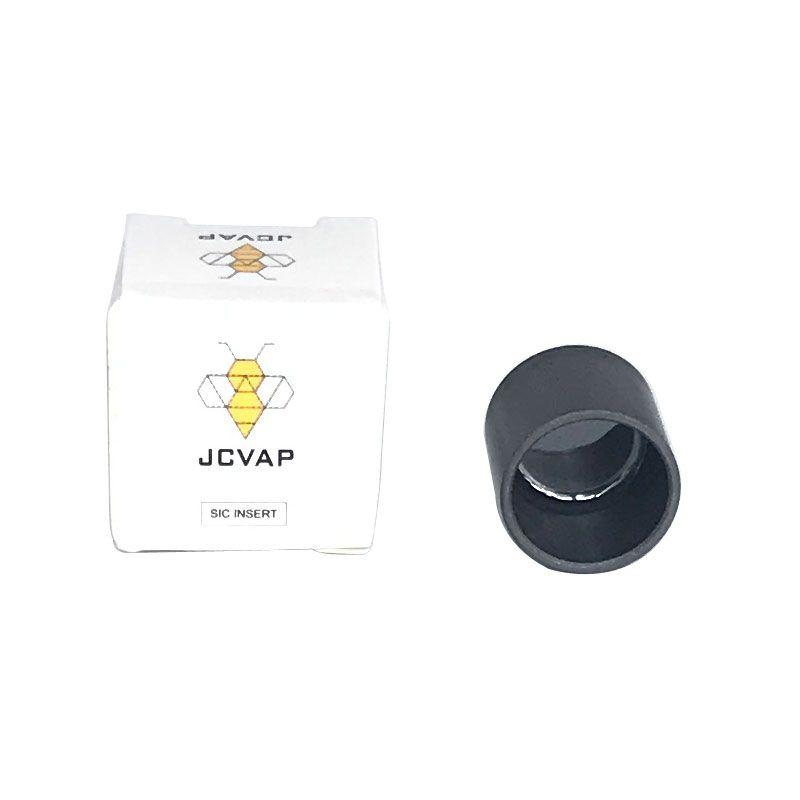 Inserto SIC lucido V3 Accessori per fumare JCVAP Ciotola di ceramica in carburo per atomizzatore di picco Nessun vaporizzatore di cera di sostituzione chazz