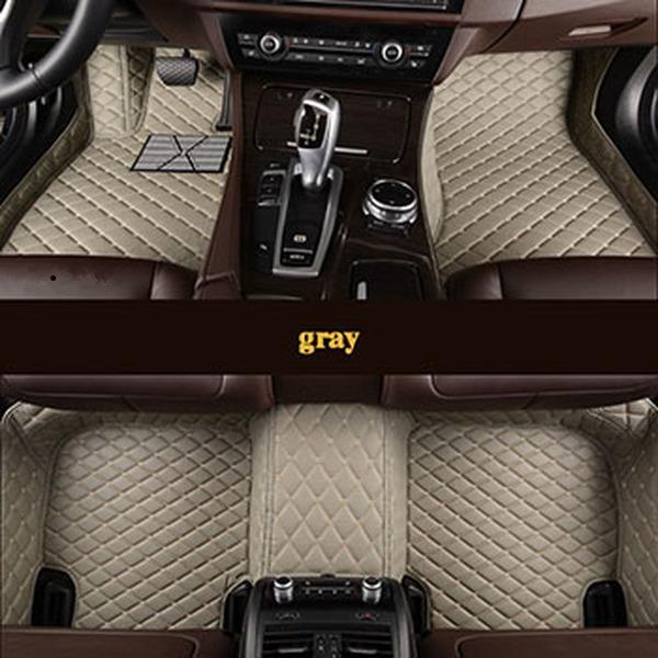 Таможенные автомобильные коврики для Peugeot All Model 3008 206 307 207 2008 408 308 508 301 4008 RCZ 301 Автомобильные аксессуары Аксессуары для ножных подушек