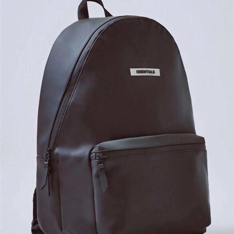 NEW Fashion FOG ESSENTIALS Backpack Men High-Quality FOG Crossbody Bag Multifunctional ESSENTIALS Bags Women Backpack 210322